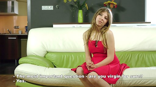 Galina Fox virgin